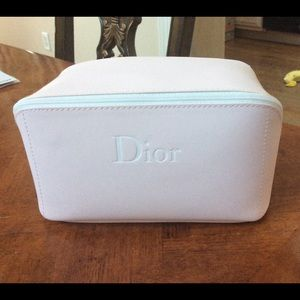 153e5d4c6222 Women s Pink Dior Cosmetic Bag on Poshmark